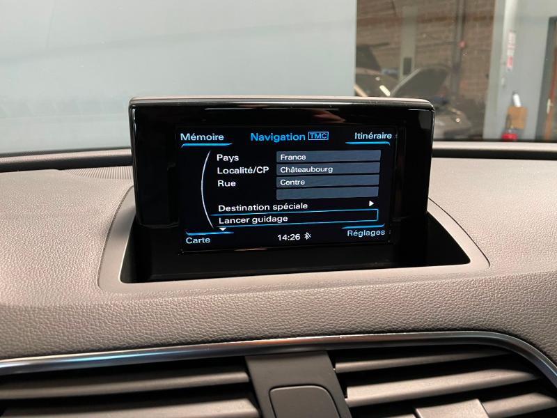 Photo 16 de l'offre de AUDI Q3 2.0 TDI 140ch Business line à 17900€ chez Dugast automobiles