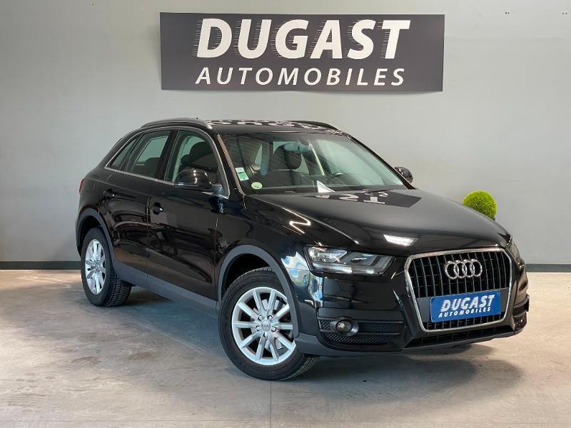 Audi Q3 2.0 TDI 140ch Business line Diesel NOIR Occasion à vendre