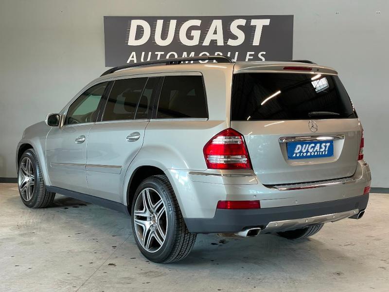 Photo 3 de l'offre de MERCEDES-BENZ Classe GL 500 Pack Luxe 7pl à 23900€ chez Dugast automobiles