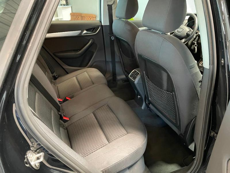 Photo 8 de l'offre de AUDI Q3 2.0 TDI 140ch Business line à 17900€ chez Dugast automobiles