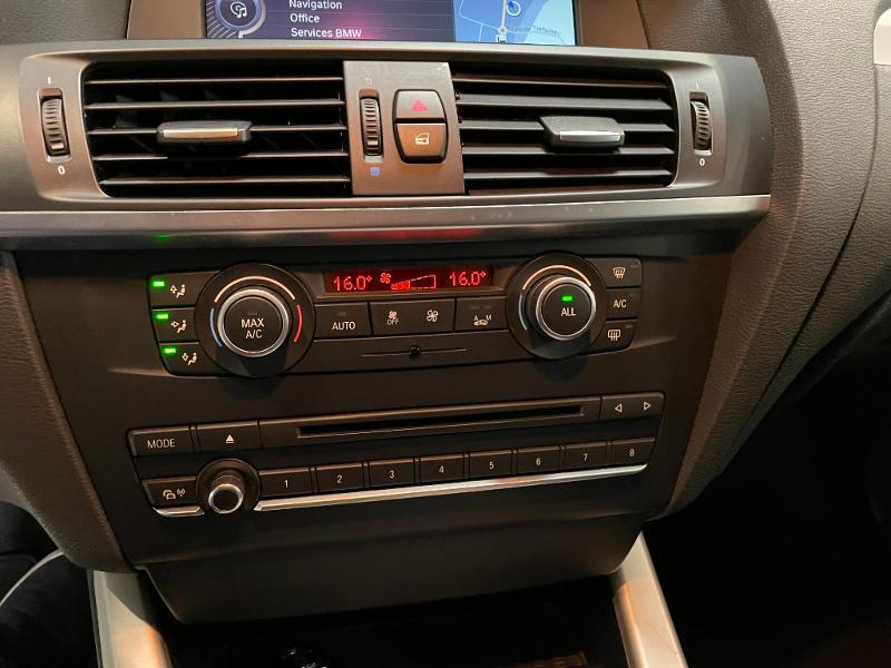 Photo 18 de l'offre de BMW X3 xDrive20dA 184ch Excellis à 12900€ chez Dugast automobiles