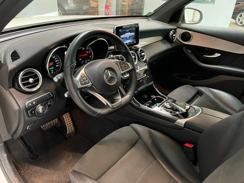 Photo 15 de l'offre de MERCEDES-BENZ GLC 250 d 204ch Sportline 4Matic 9G-Tronic Euro6c à 39900€ chez Dugast automobiles