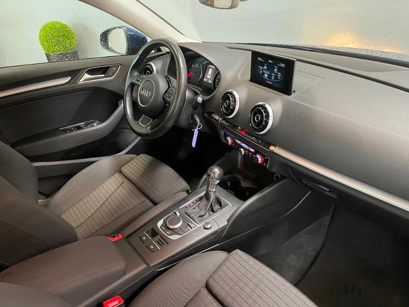 Photo 5 de l'offre de AUDI A3 Berline 1.6 TDI 110ch FAP Ambition S tronic 7 à 17900€ chez Dugast automobiles