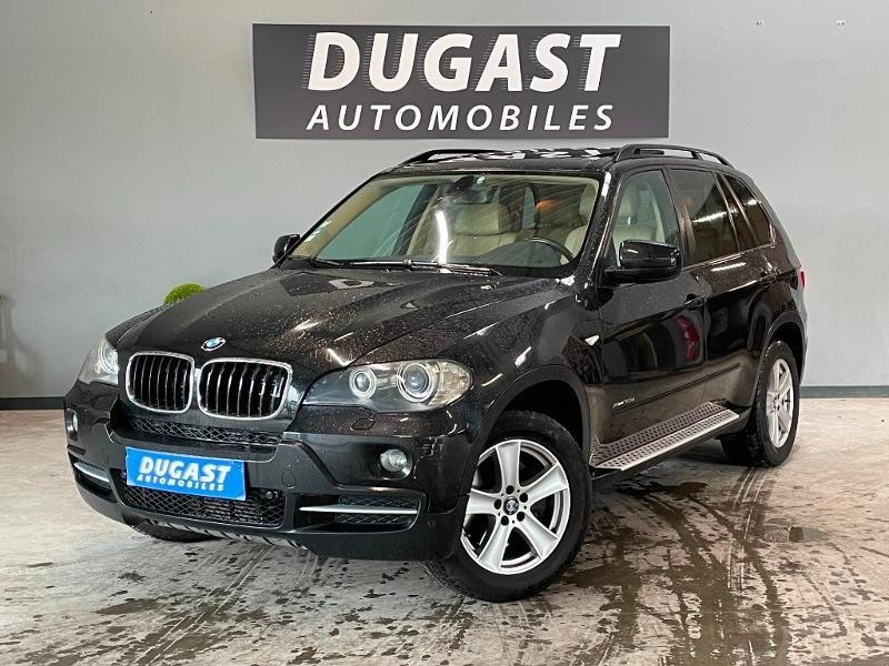 Photo 2 de l'offre de BMW X5 3.0dA 235ch Luxe 7places à 13900€ chez Dugast automobiles