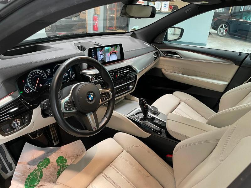 Photo 16 de l'offre de BMW Serie 6 Gran Turismo 630d xDrive 265ch M Sport à 46900€ chez Dugast automobiles