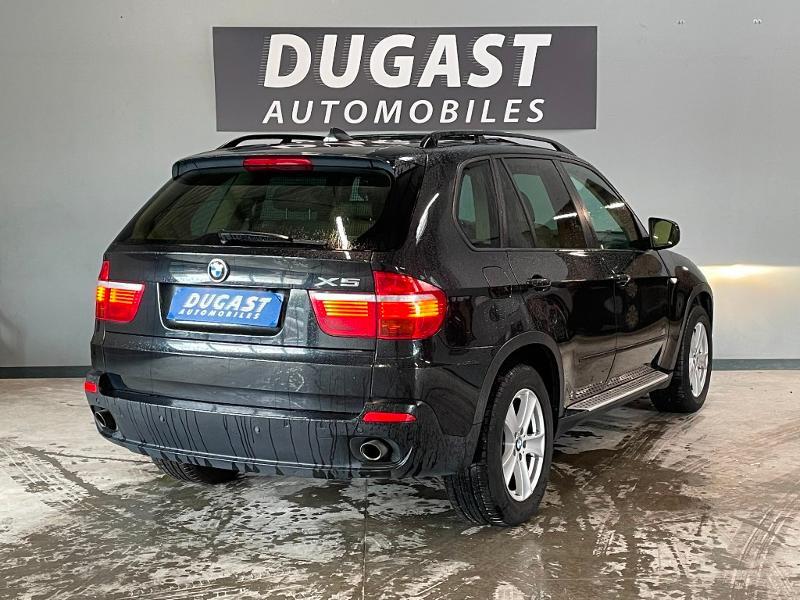 Photo 4 de l'offre de BMW X5 3.0dA 235ch Luxe 7places à 13900€ chez Dugast automobiles