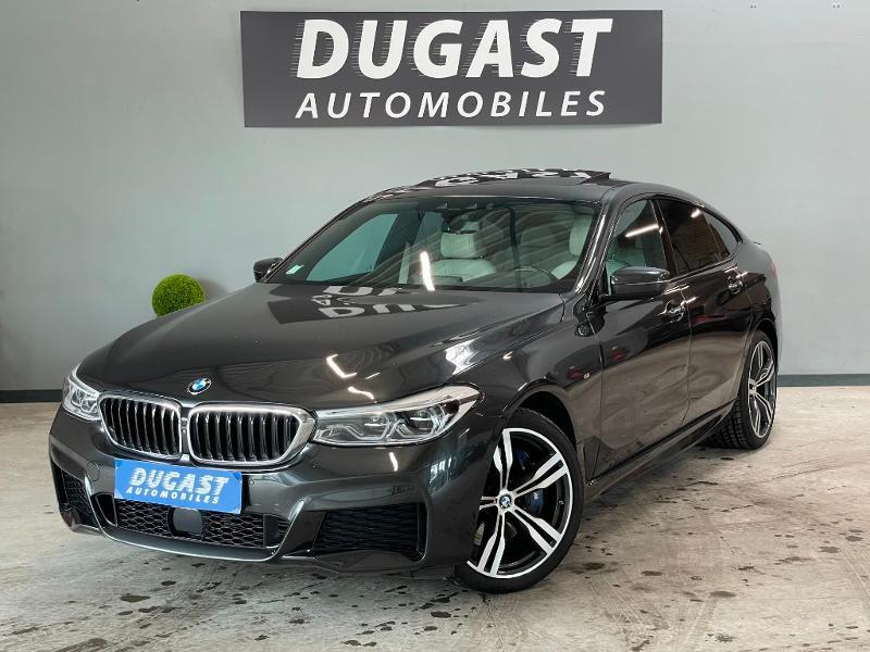 Photo 2 de l'offre de BMW Serie 6 Gran Turismo 630d xDrive 265ch M Sport à 46900€ chez Dugast automobiles