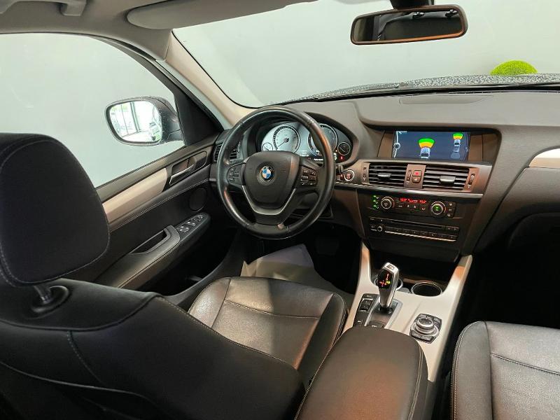 Photo 9 de l'offre de BMW X3 xDrive20dA 184ch Excellis à 12900€ chez Dugast automobiles