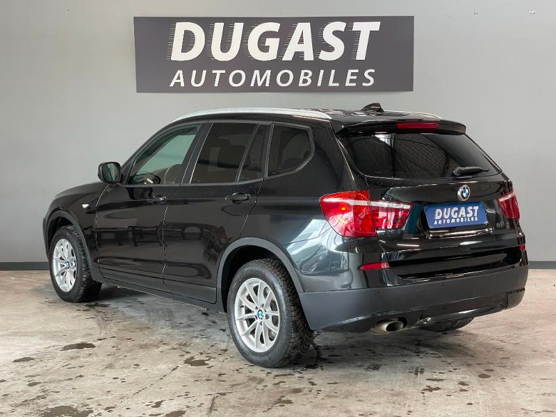 Photo 3 de l'offre de BMW X3 xDrive20dA 184ch Excellis à 12900€ chez Dugast automobiles