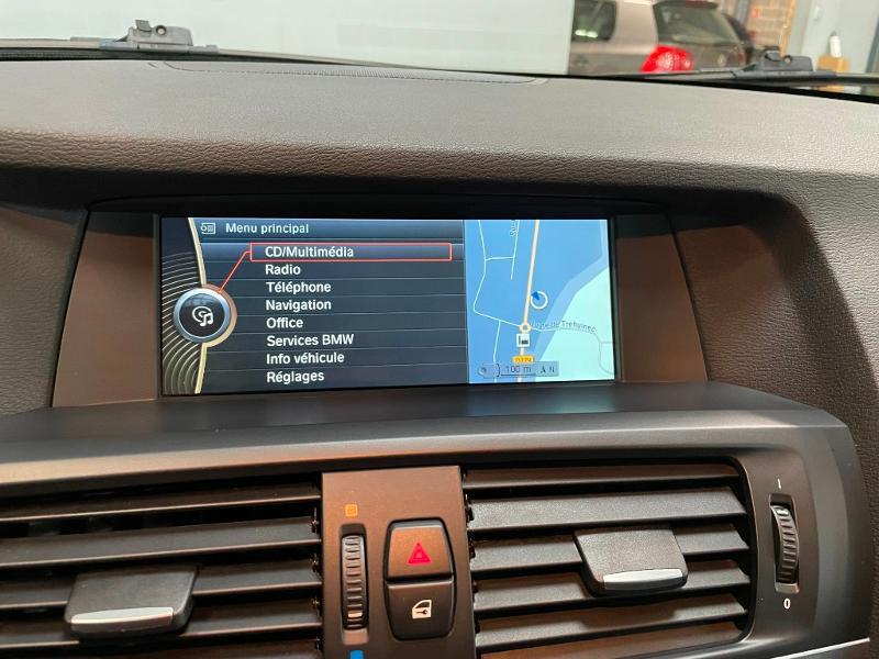 Photo 17 de l'offre de BMW X3 xDrive20dA 184ch Excellis à 12900€ chez Dugast automobiles