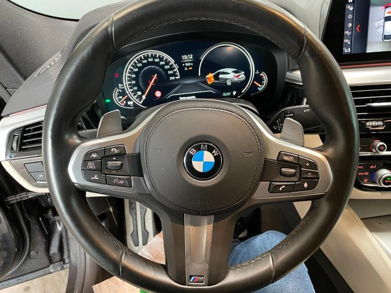 Photo 20 de l'offre de BMW Serie 6 Gran Turismo 630d xDrive 265ch M Sport à 46900€ chez Dugast automobiles
