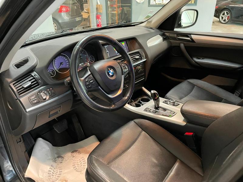 Photo 14 de l'offre de BMW X3 xDrive20dA 184ch Excellis à 12900€ chez Dugast automobiles