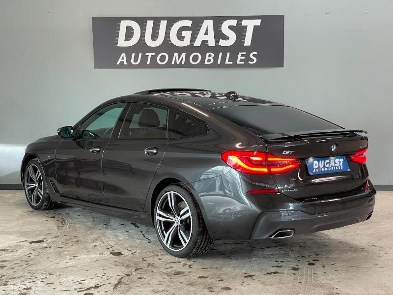 Photo 3 de l'offre de BMW Serie 6 Gran Turismo 630d xDrive 265ch M Sport à 46900€ chez Dugast automobiles