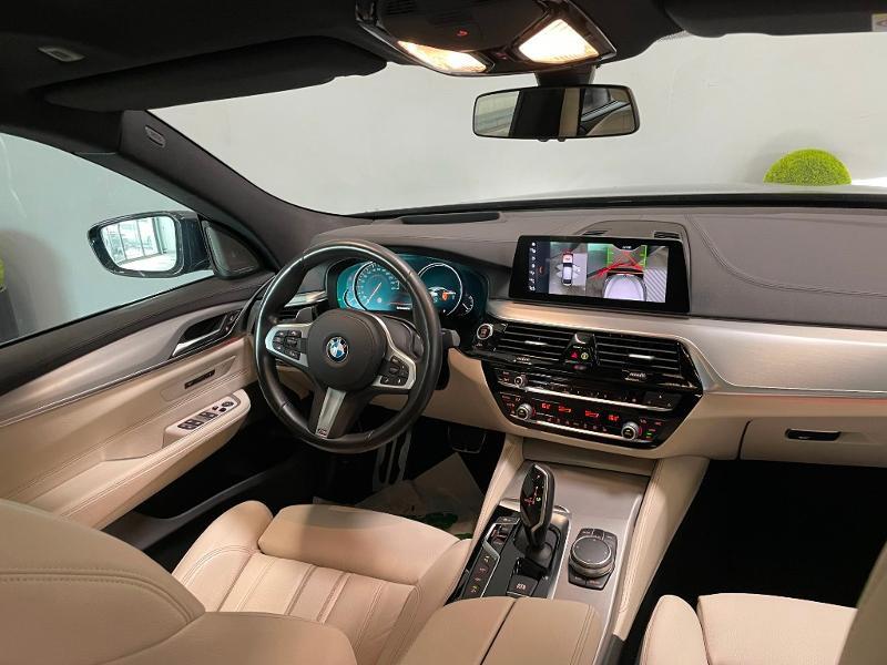 Photo 9 de l'offre de BMW Serie 6 Gran Turismo 630d xDrive 265ch M Sport à 46900€ chez Dugast automobiles