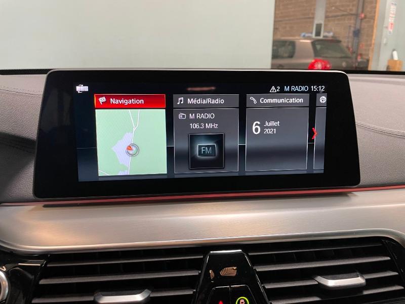 Photo 25 de l'offre de BMW Serie 6 Gran Turismo 630d xDrive 265ch M Sport à 46900€ chez Dugast automobiles