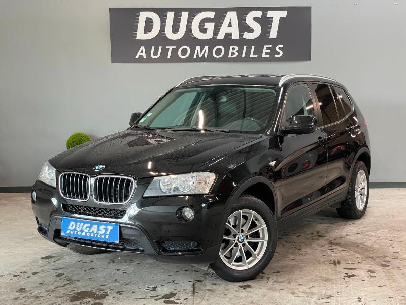 Photo 2 de l'offre de BMW X3 xDrive20dA 184ch Excellis à 12900€ chez Dugast automobiles
