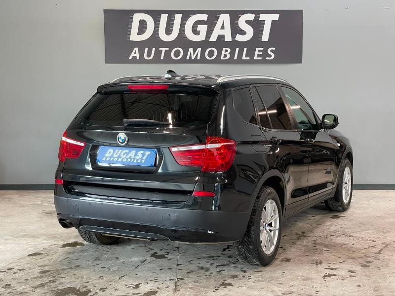 Photo 4 de l'offre de BMW X3 xDrive20dA 184ch Excellis à 12900€ chez Dugast automobiles