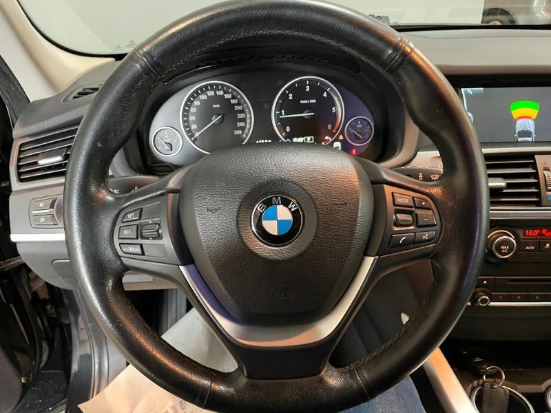 Photo 16 de l'offre de BMW X3 xDrive20dA 184ch Excellis à 12900€ chez Dugast automobiles