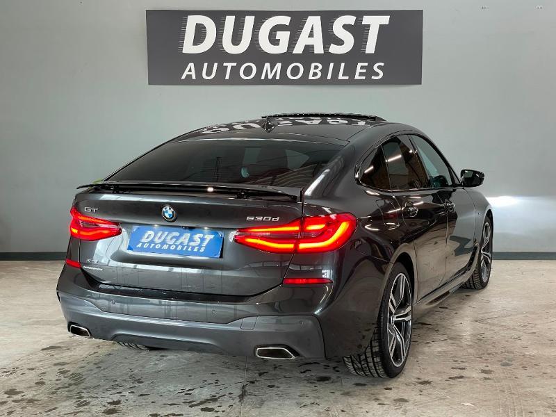 Photo 4 de l'offre de BMW Serie 6 Gran Turismo 630d xDrive 265ch M Sport à 46900€ chez Dugast automobiles