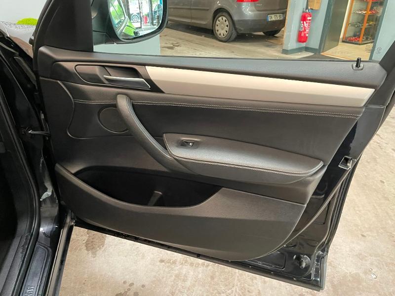 Photo 7 de l'offre de BMW X3 xDrive20dA 184ch Excellis à 12900€ chez Dugast automobiles