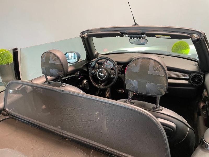 Photo 11 de l'offre de MINI Mini Cooper S cabriolet 192ch John Cooper Works BVA à 25900€ chez Dugast automobiles