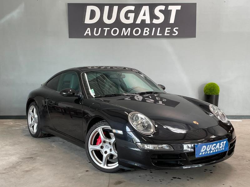 Porsche 911 Coupe Carrera S TipTronic S Essence NOIR Occasion à vendre