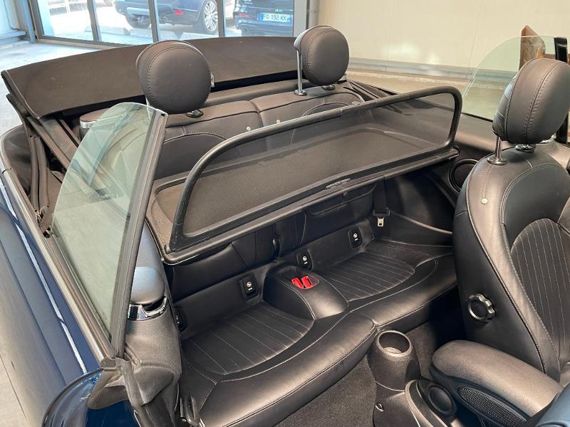 Photo 6 de l'offre de MINI Mini Cooper S cabriolet 192ch John Cooper Works BVA à 25900€ chez Dugast automobiles