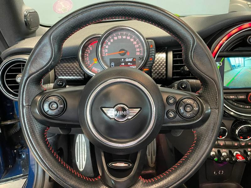 Photo 15 de l'offre de MINI Mini Cooper S cabriolet 192ch John Cooper Works BVA à 25900€ chez Dugast automobiles