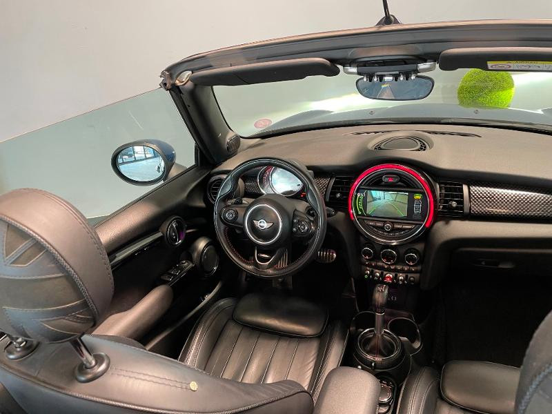 Photo 12 de l'offre de MINI Mini Cooper S cabriolet 192ch John Cooper Works BVA à 25900€ chez Dugast automobiles