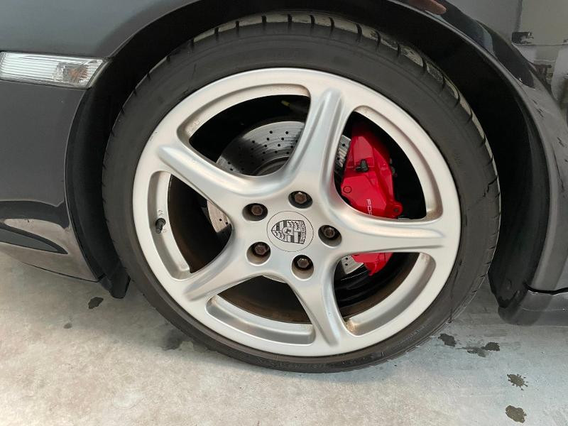Photo 12 de l'offre de PORSCHE 911 Coupe Carrera S TipTronic S à 45900€ chez Dugast automobiles