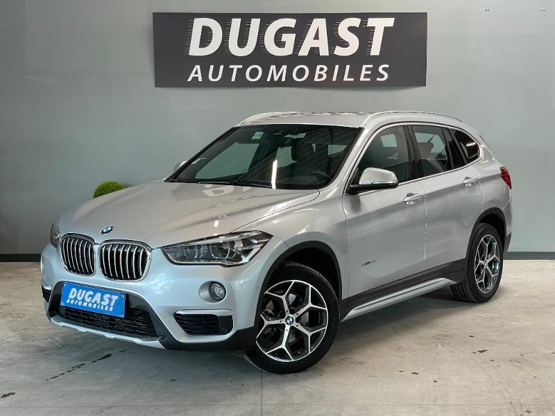 Photo 2 de l'offre de BMW X1 sDrive18dA 150ch xLine à 27900€ chez Dugast automobiles