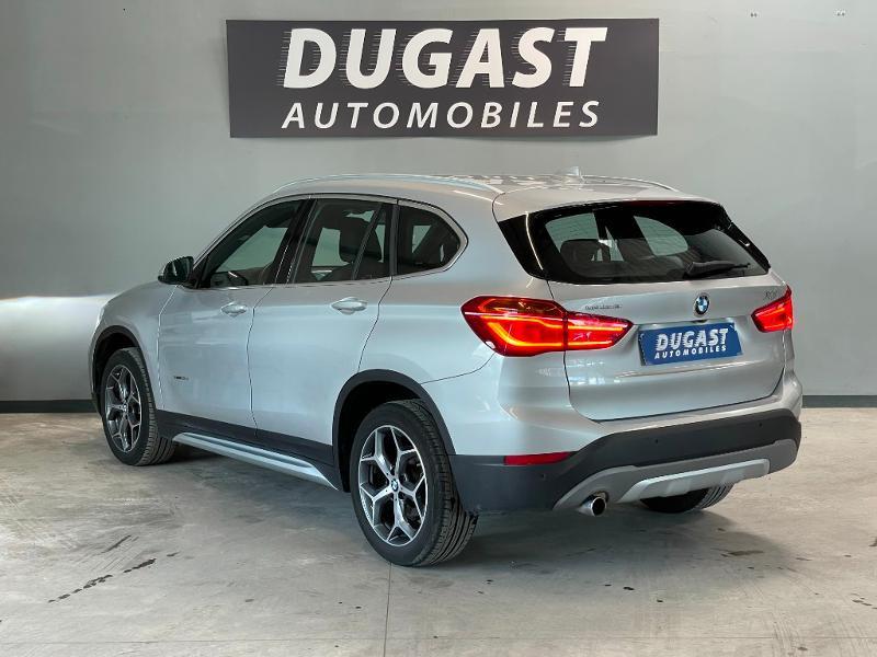 Photo 3 de l'offre de BMW X1 sDrive18dA 150ch xLine à 27900€ chez Dugast automobiles