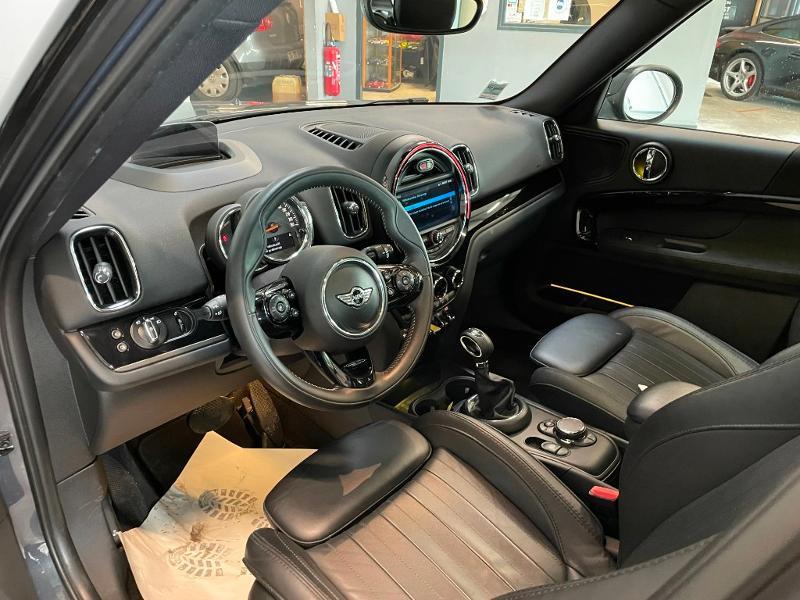 Photo 16 de l'offre de MINI Countryman Cooper SE 136ch + 88ch Exquisite ALL4 BVA à 35900€ chez Dugast automobiles
