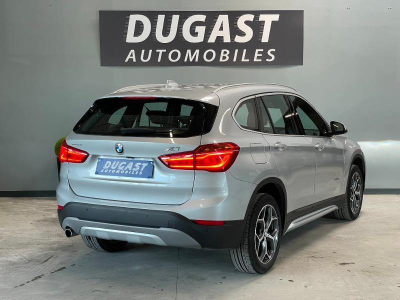 Photo 4 de l'offre de BMW X1 sDrive18dA 150ch xLine à 27900€ chez Dugast automobiles