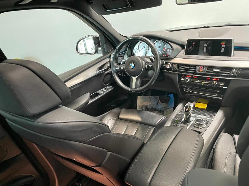 Photo 9 de l'offre de BMW X5 xDrive30dA 258ch M Sport à 34900€ chez Dugast automobiles
