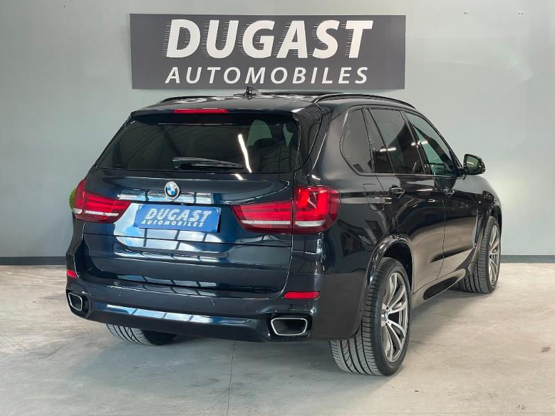 Photo 4 de l'offre de BMW X5 xDrive30dA 258ch M Sport à 34900€ chez Dugast automobiles