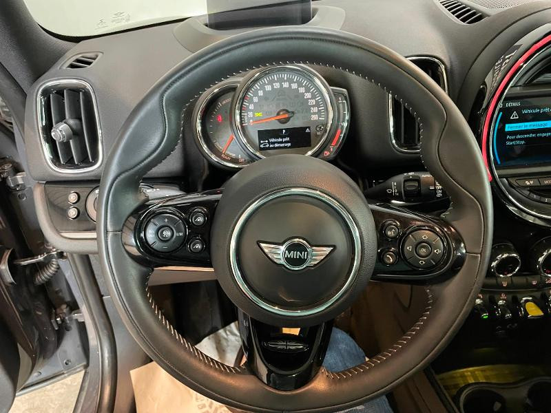 Photo 19 de l'offre de MINI Countryman Cooper SE 136ch + 88ch Exquisite ALL4 BVA à 35900€ chez Dugast automobiles