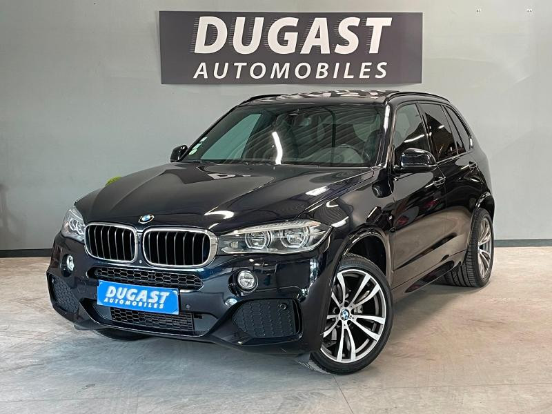 Photo 2 de l'offre de BMW X5 xDrive30dA 258ch M Sport à 34900€ chez Dugast automobiles
