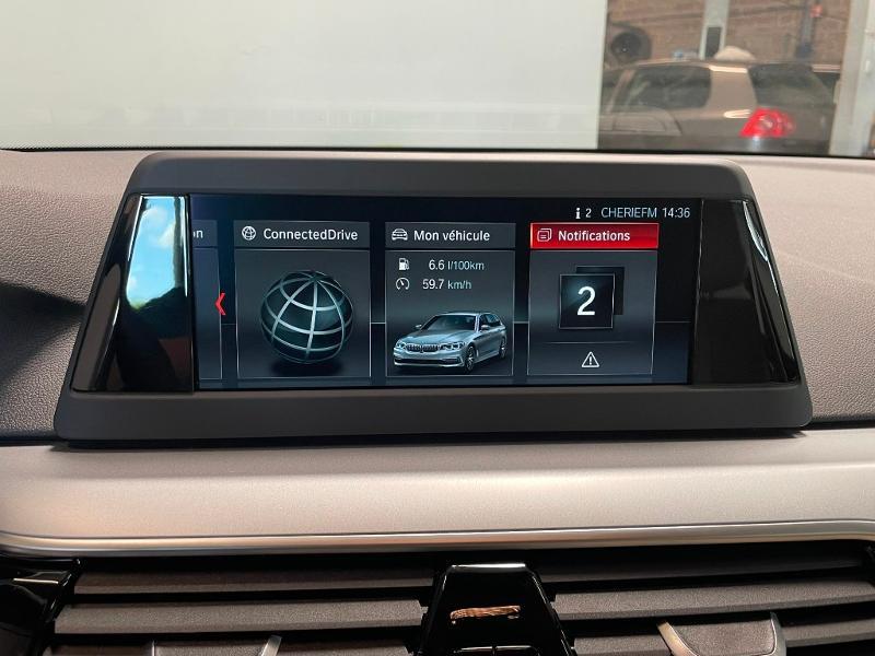 Photo 18 de l'offre de BMW Serie 5 Touring 520dA 190ch Business à 34900€ chez Dugast automobiles