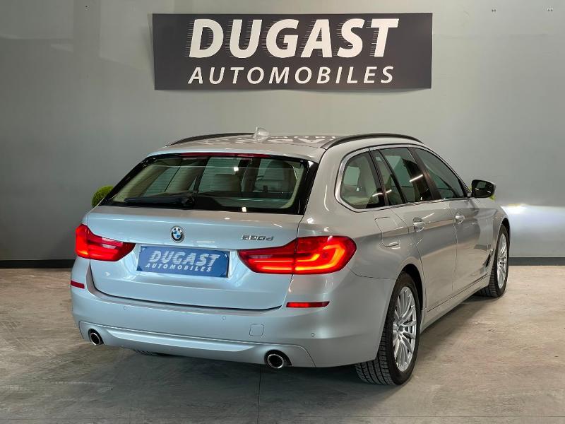 Photo 4 de l'offre de BMW Serie 5 Touring 520dA 190ch Business à 34900€ chez Dugast automobiles