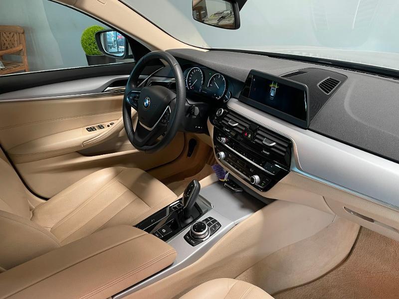 Photo 5 de l'offre de BMW Serie 5 Touring 520dA 190ch Business à 34900€ chez Dugast automobiles