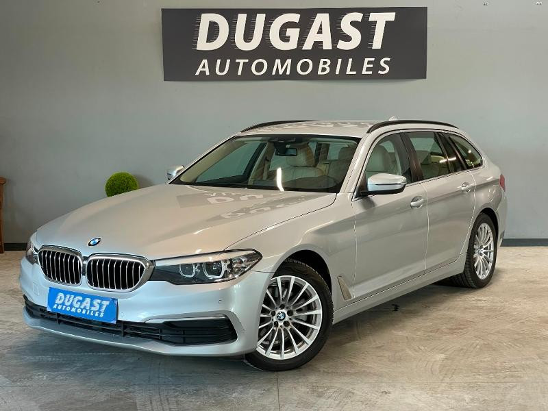 Photo 2 de l'offre de BMW Serie 5 Touring 520dA 190ch Business à 34900€ chez Dugast automobiles