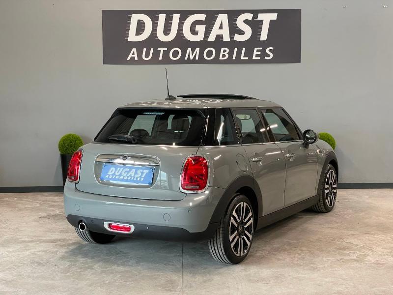 Photo 4 de l'offre de MINI Mini 5 Portes Cooper 136ch Chili à 27900€ chez Dugast automobiles