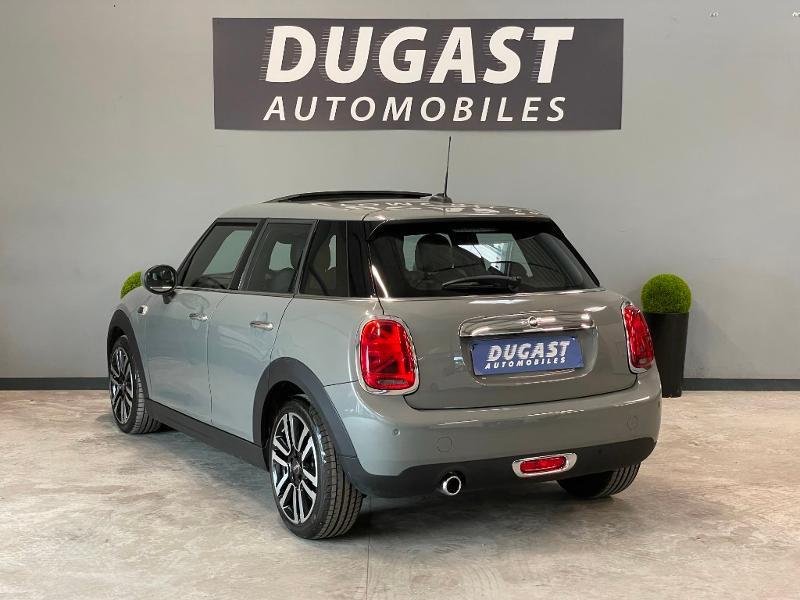 Photo 3 de l'offre de MINI Mini 5 Portes Cooper 136ch Chili à 27900€ chez Dugast automobiles