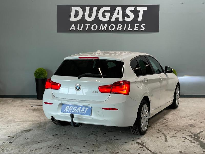 Photo 4 de l'offre de BMW Serie 1 116i 109ch Premiere 5p à 17900€ chez Dugast automobiles