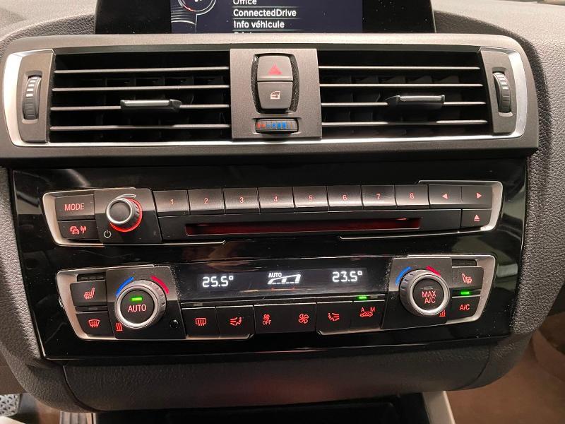 Photo 15 de l'offre de BMW Serie 1 116i 109ch Premiere 5p à 17900€ chez Dugast automobiles
