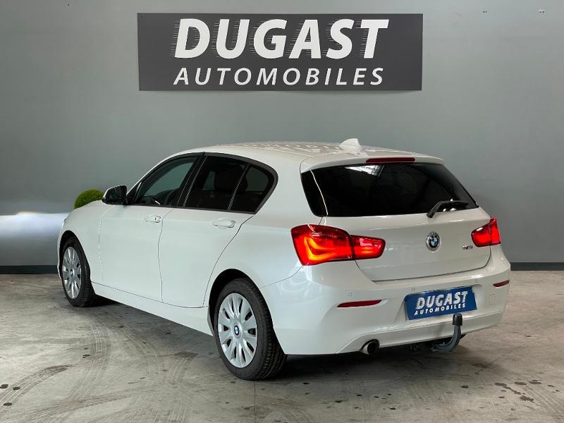 Photo 3 de l'offre de BMW Serie 1 116i 109ch Premiere 5p à 17900€ chez Dugast automobiles