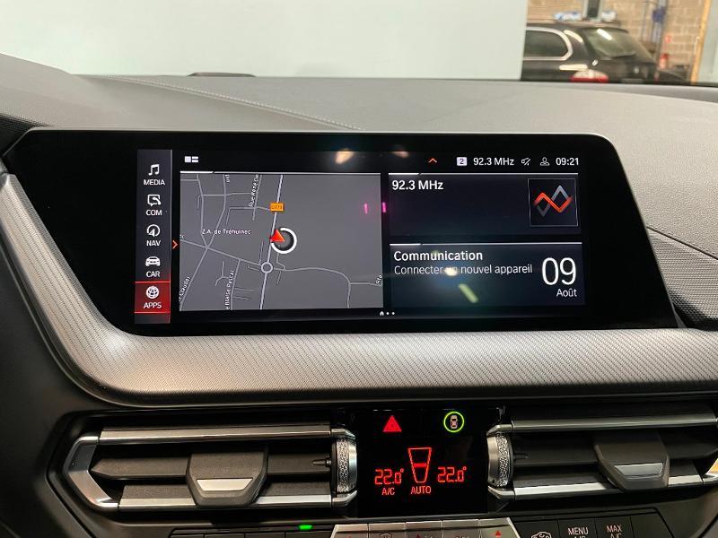 Photo 20 de l'offre de BMW Serie 1 118dA 150ch M Sport 8cv à 34900€ chez Dugast automobiles
