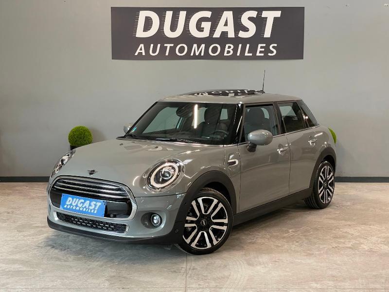 Photo 2 de l'offre de MINI Mini 5 Portes Cooper 136ch Chili à 27900€ chez Dugast automobiles