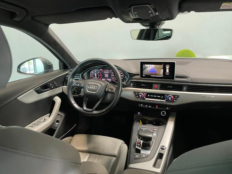 Photo 9 de l'offre de AUDI A4 Avant 3.0 V6 TDI 272ch Design Luxe quattro Tiptronic à 31900€ chez Dugast automobiles